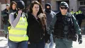 Tamara Carrasco, la CDR detenida en la 'Operación Cadera'