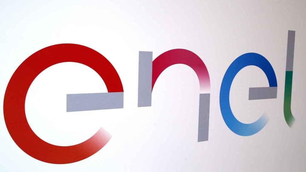 El nuevo logotipo de la italiana Enel.