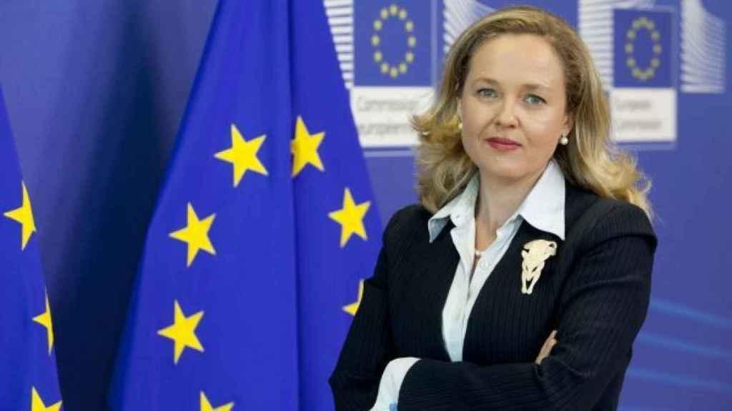 Nadia Calviño en una imagen oficial.