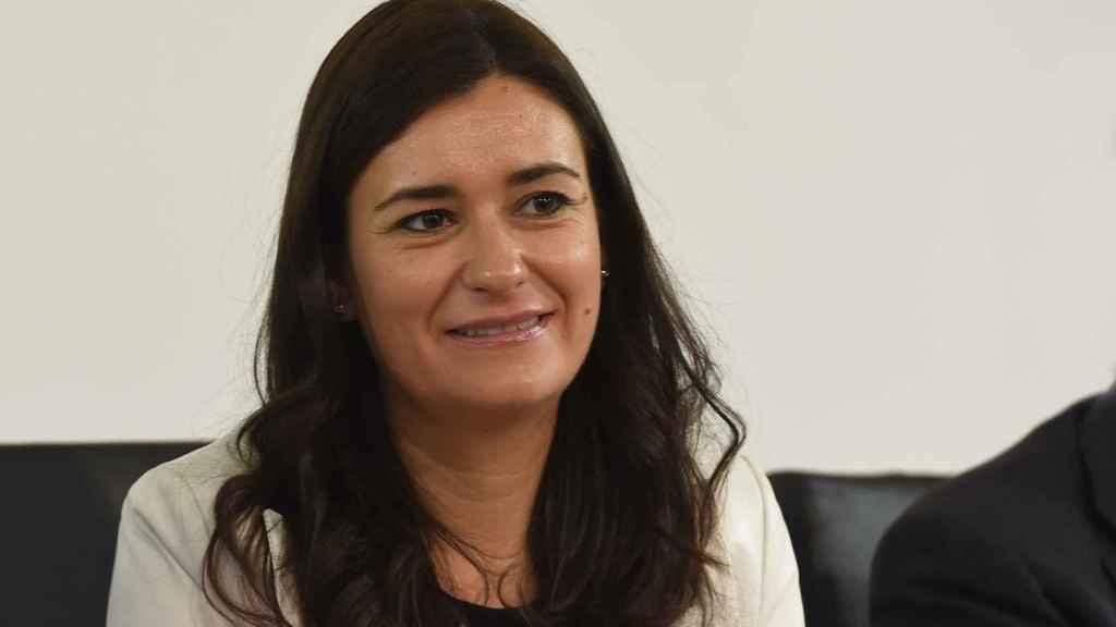 Carmen Montón en una imagen de archivo.