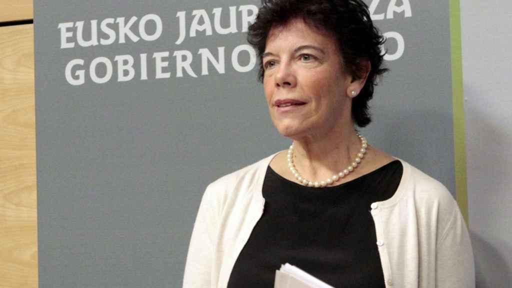 Isabel Celáa, en una imagen de archivo
