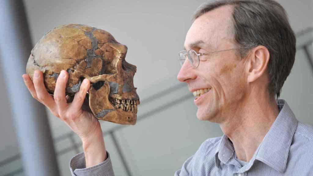 El biólogo sueco Svante Pääbo, Princesa de Asturias de Investigación 2018.