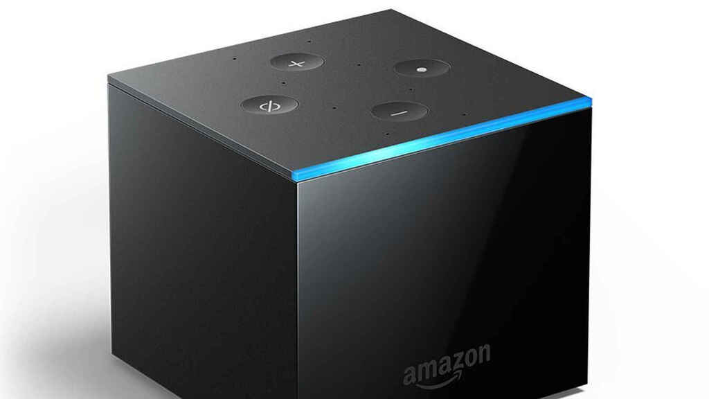 amazon fire tv cube 1