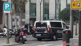 policia juzgados