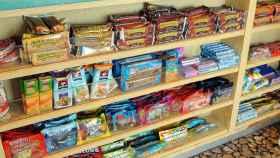 Cada vez encontramos más snack en el súper que nos prometen ser sanos.