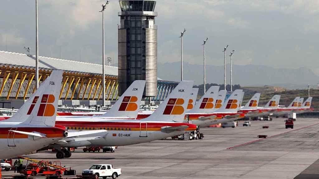 Iberia Express, la 'low cost' de Iberia, elegida como la empresa con la mejor estrategia de transformación digital.