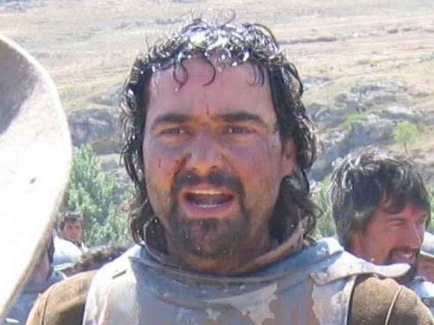 Antonio en su imagen de perfil de Facebook.