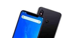 El primer móvil de Motorola con notch ve filtradas sus características