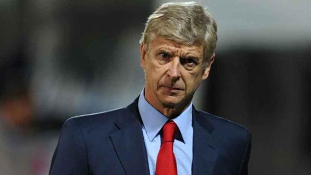 El entrenador del Arsenal, Arsène Wenger. Foto: arsenal.com