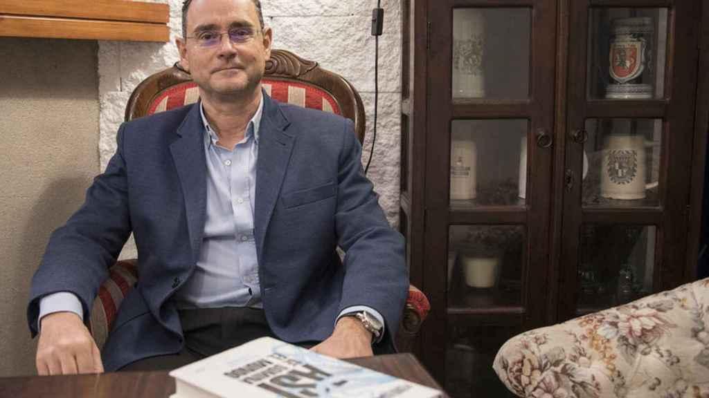 Pedro Baños, candidato a la dirección de Seguridad Nacional