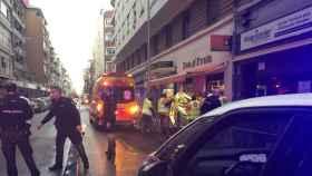 Un hombre muere en la calle Fernando el Católico de Madrid tras recibir un tiro en la cabeza