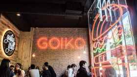 Un restaurante de Goiko Grill.