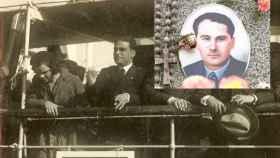 El alcalde ceutí Antonio López Sánchez-Prado, de masón ateo a santo popular en lápidas