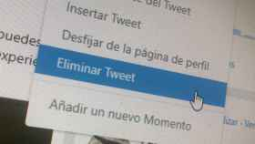 eliminar tuits twitter