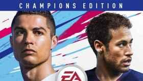 Portada FIFA 19 con Cristiano y Neymar