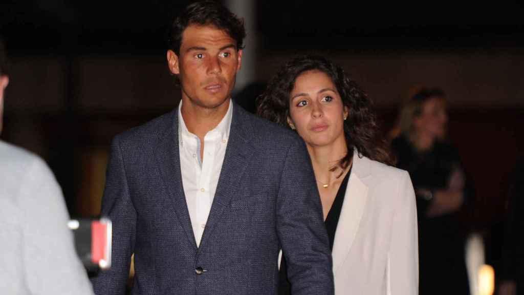 Rafa Nadal y Xisca Perelló en imagen de archivo.