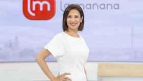 La presentadora Silvia Jato.