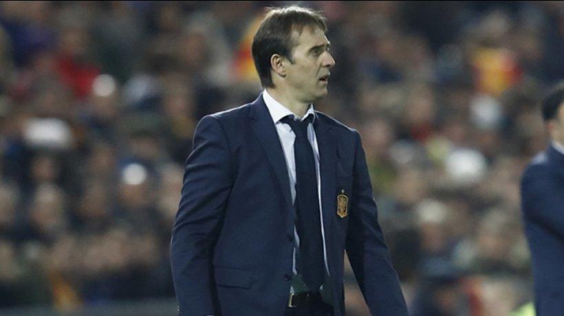 Oficial: Julen Lopetegui, nuevo entrenador del Real Madrid