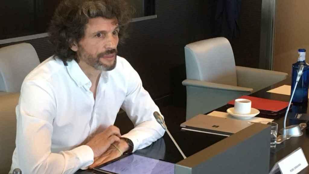 Pedro Serrahima, director de desarrollo de negocio multimarca en Telefónica.