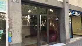 El cuerpo de la niña fue hallado en el patio de luces del 231 de Roger de Flor (Barcelona)
