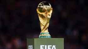 Copa del mundo. Foto: FIFA.com