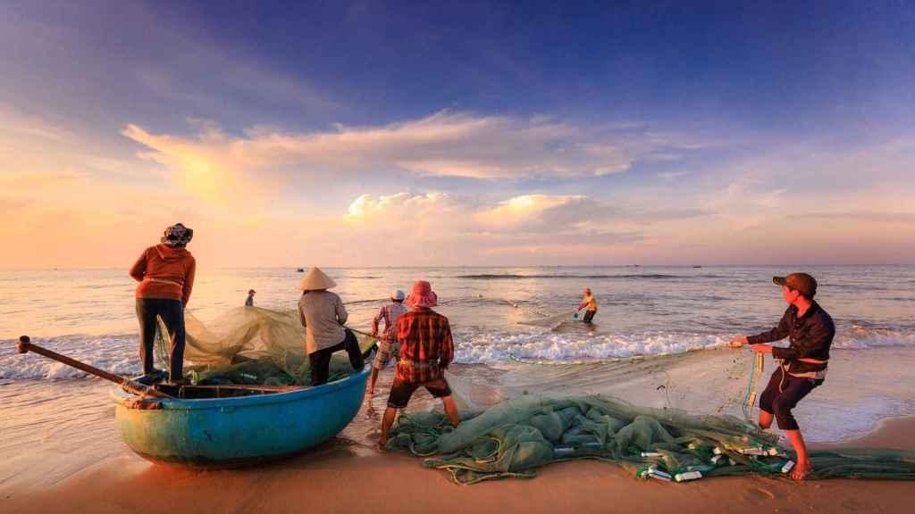 La pesca de bajura es uno de los métodos para obtener alimentos que menos daño hacen al medioambiente