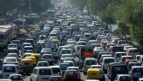 Los coches son una fuente importante de contaminación.