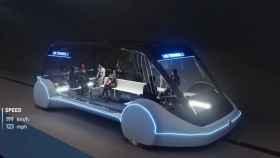 boring company transporte 2