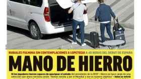 Portada MARCA (14/06/18)