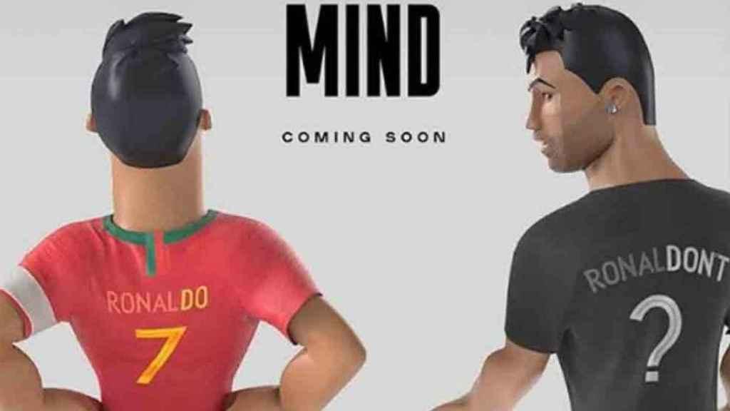 Cristiano, portagonista de la nueva campaña de Nike.