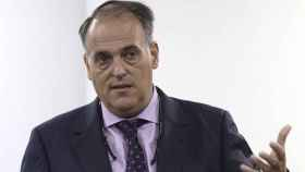 Javier Tebas, Presidente de La Liga.