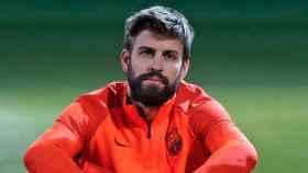 Piqué, jugador del Barcelona. Foto: Twitter (@3gerardpique)