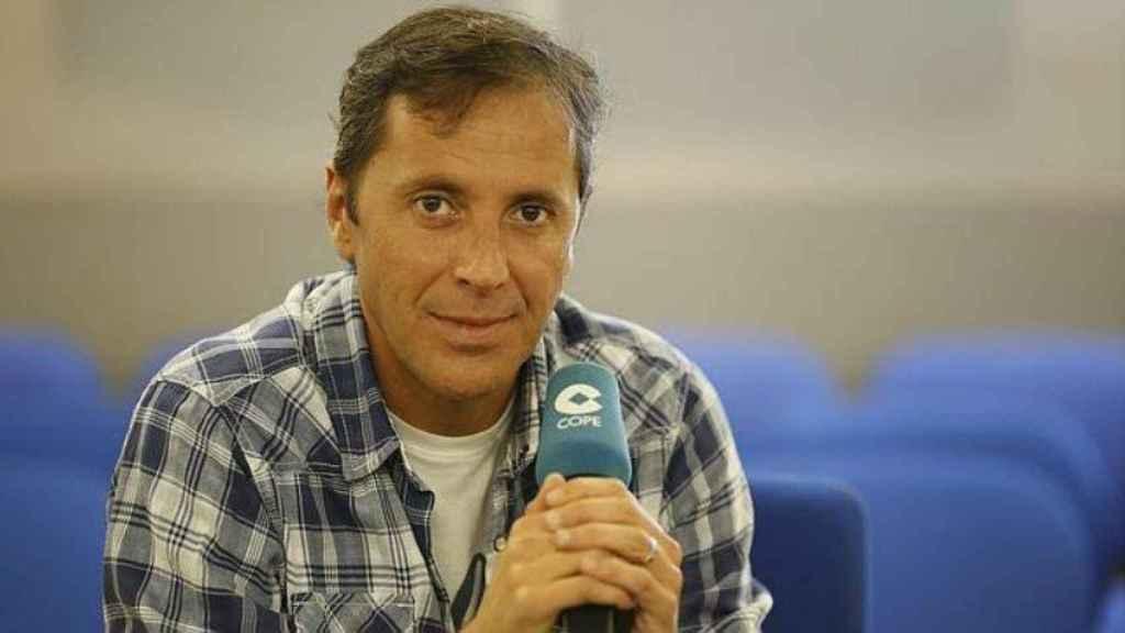 Paco González. Foto: cope.es