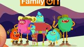 Identidad corporativa de FamilyON.