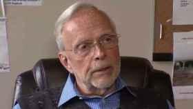 Bill Gray en una entrevista con la NBC.