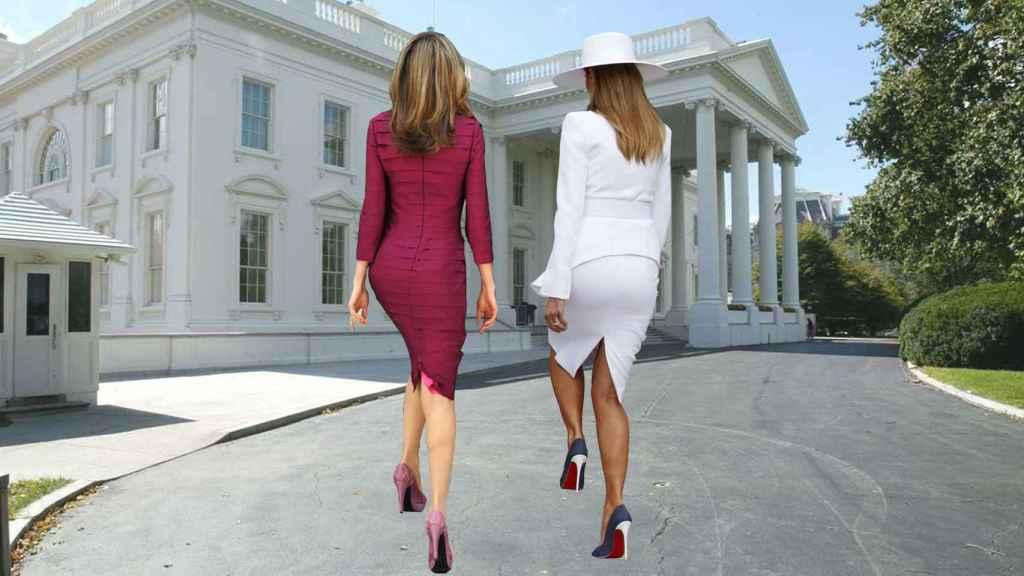 Letizia Ortiz y Melania Trump se reunirán el próximo día 19 en la Casa Blanca