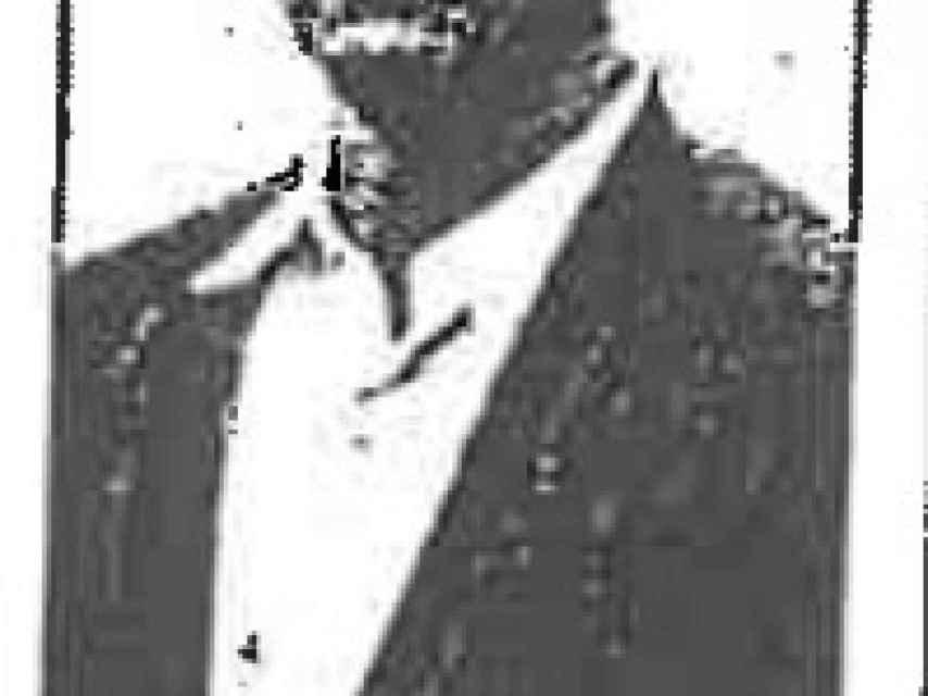 Su foto estaba ya en los periódicos el 19 de junio de 1990.