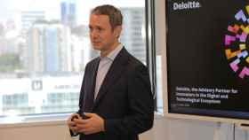 Fernando Baldellou, responsable de SratmeUP Solutions Center for Innovations.