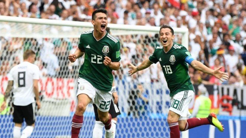 El Milan se interesa por Lozano, el héroe de México