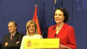 La ministra de Trabajo, Migraciones y Seguridad Social, Magdalena Valerio. Foto: Europa Press