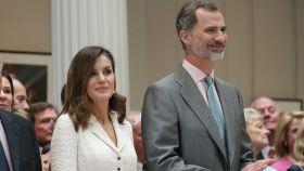Letizia y Felipe Vi en el NOMA.