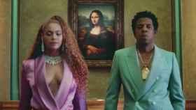Beyoncé, Jay-Z y la Mona Lisa.