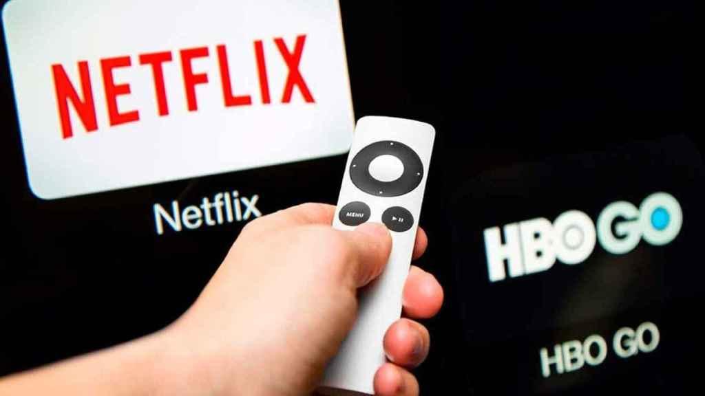 netflix hbo smart tv