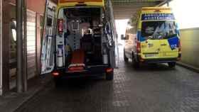 zamora ambulancia hospital urgencias