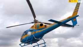 helicoptero pegasus dgt trafico 1