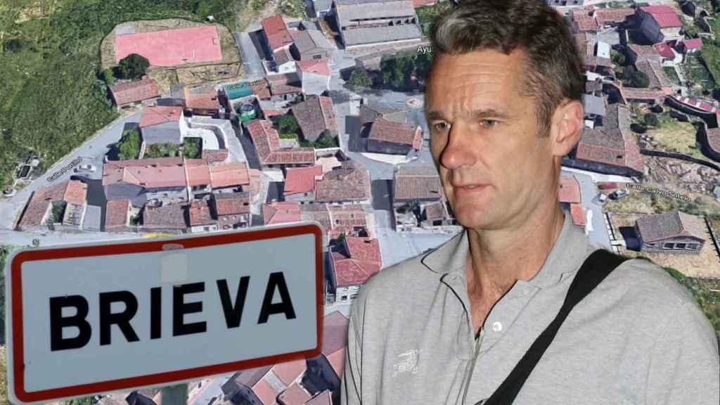 Urdangarin ha dividido al pueblo de Brieva.