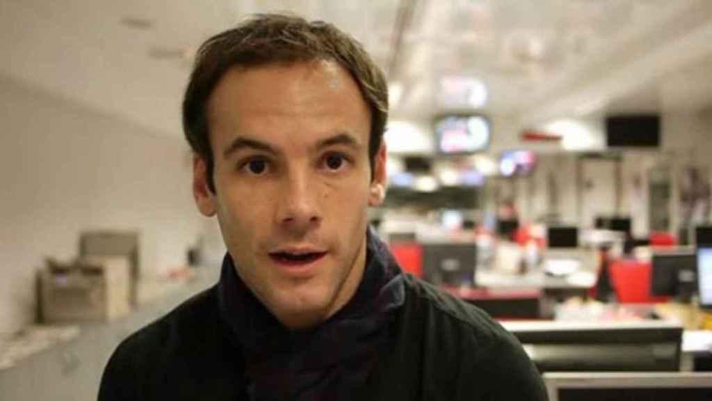 Antonio Romero, periodista de la SER. Foto: cadenaser.com