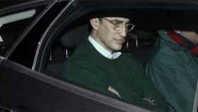 Toni Vives, exteniente alcalde de Barcelona, cuando fue detenido en la Operación Pika.