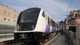 Tres muertos tras ser atropellados por un tren en el sur de Londres