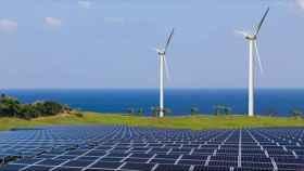 energia-renovables-placas-solares-molinos